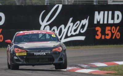 Top Five Weekend For Jake Klein in Townsville – Press Release