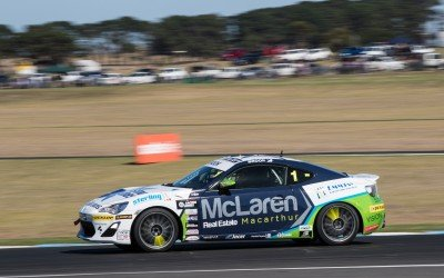 Strong start to title defence for Tim Brook – Press Release