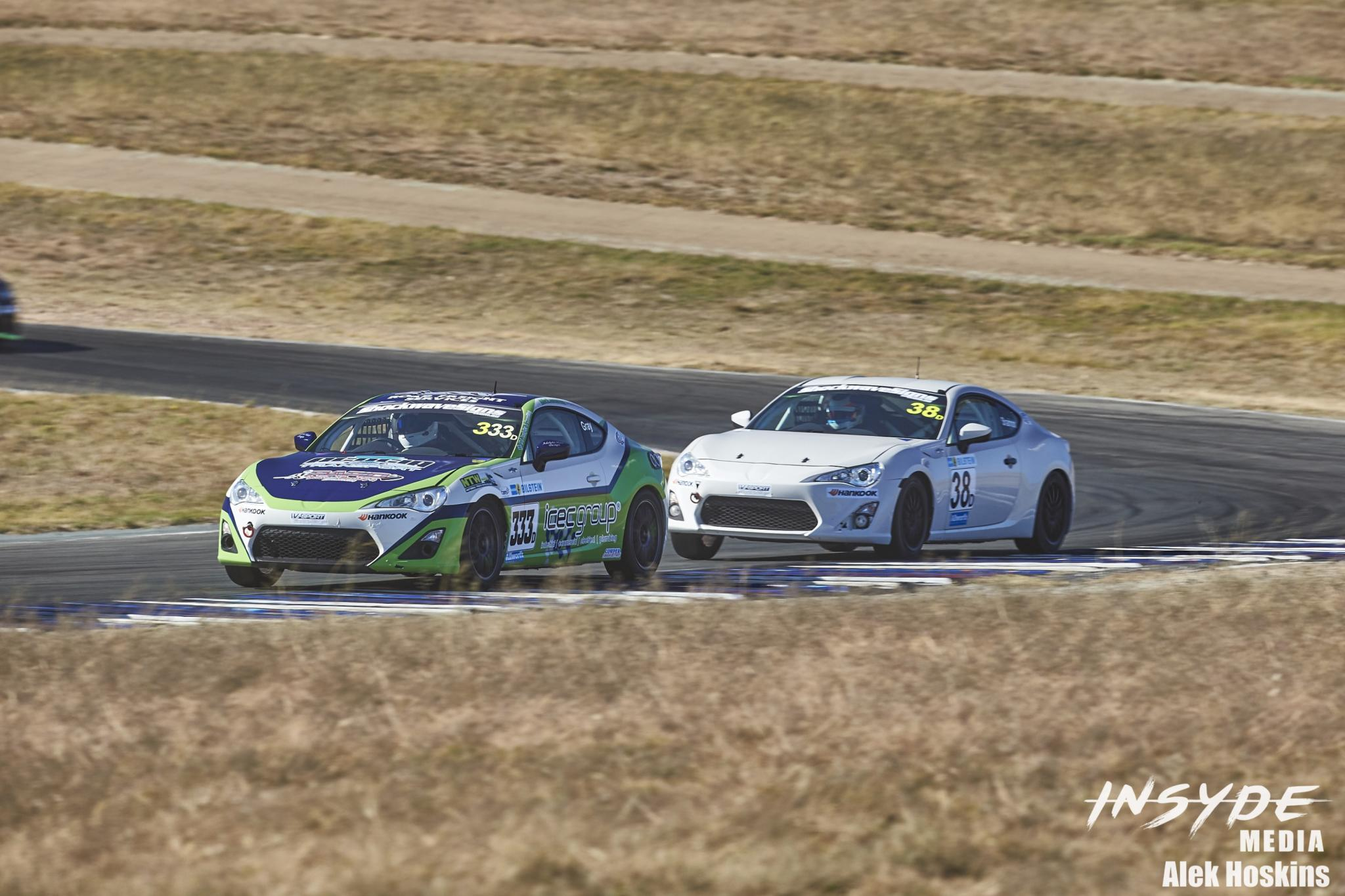 NSW Motor Racing Champs at Wakefield Park - 2019