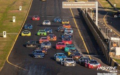 Photo Gallery: AMRS Sydney Motorsport Park 2019