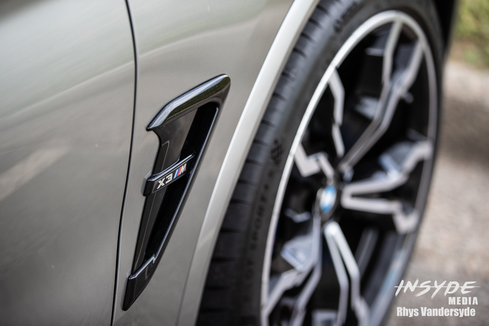 Photo Shoot: BMW X3 M Competition