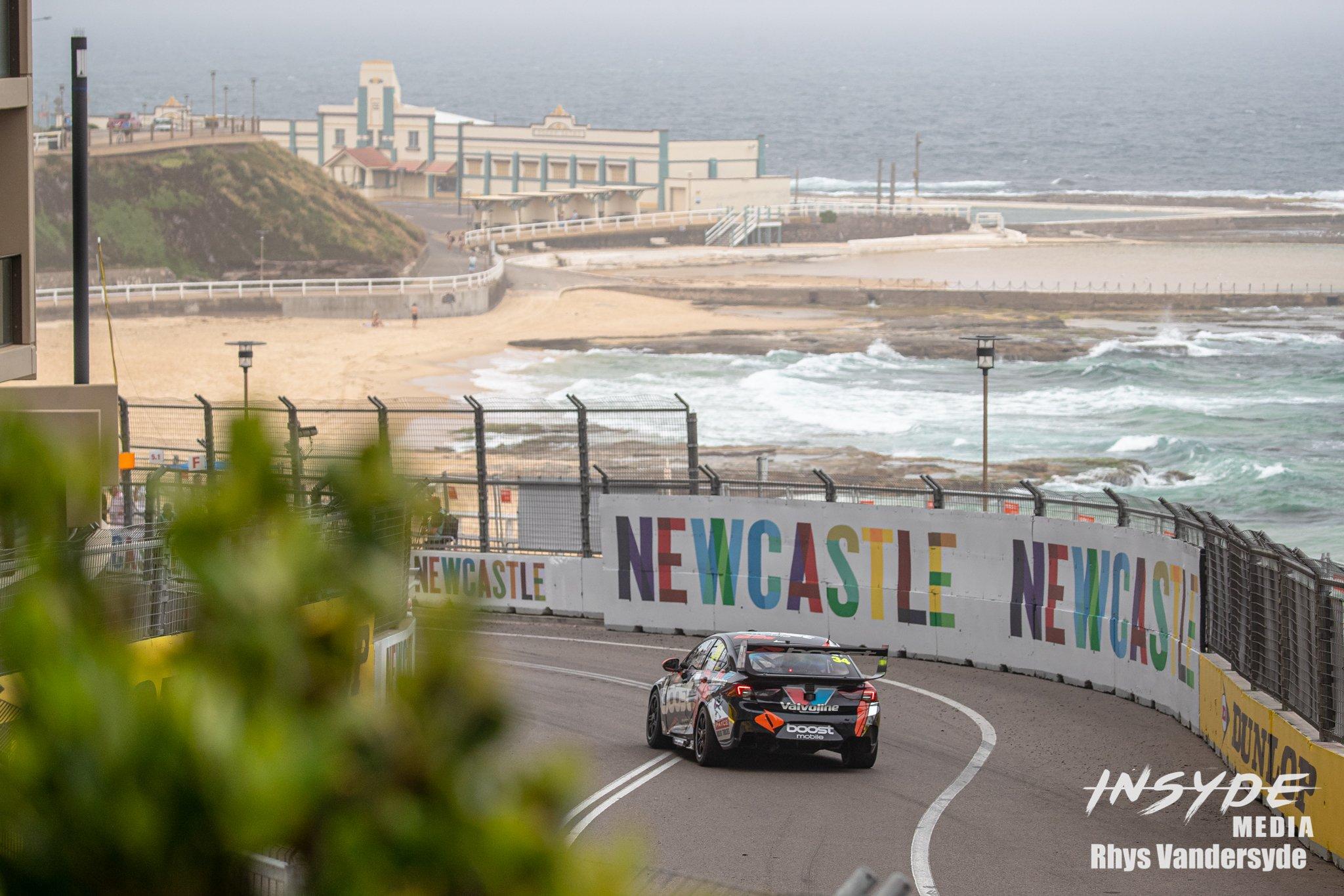 Supercars - Newcastle 500 - 2019