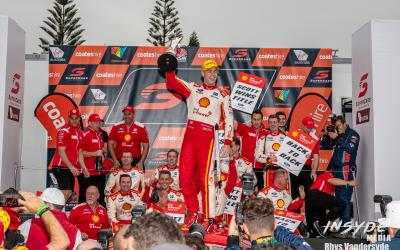 Photo Gallery: Supercars Newcastle 500 2019