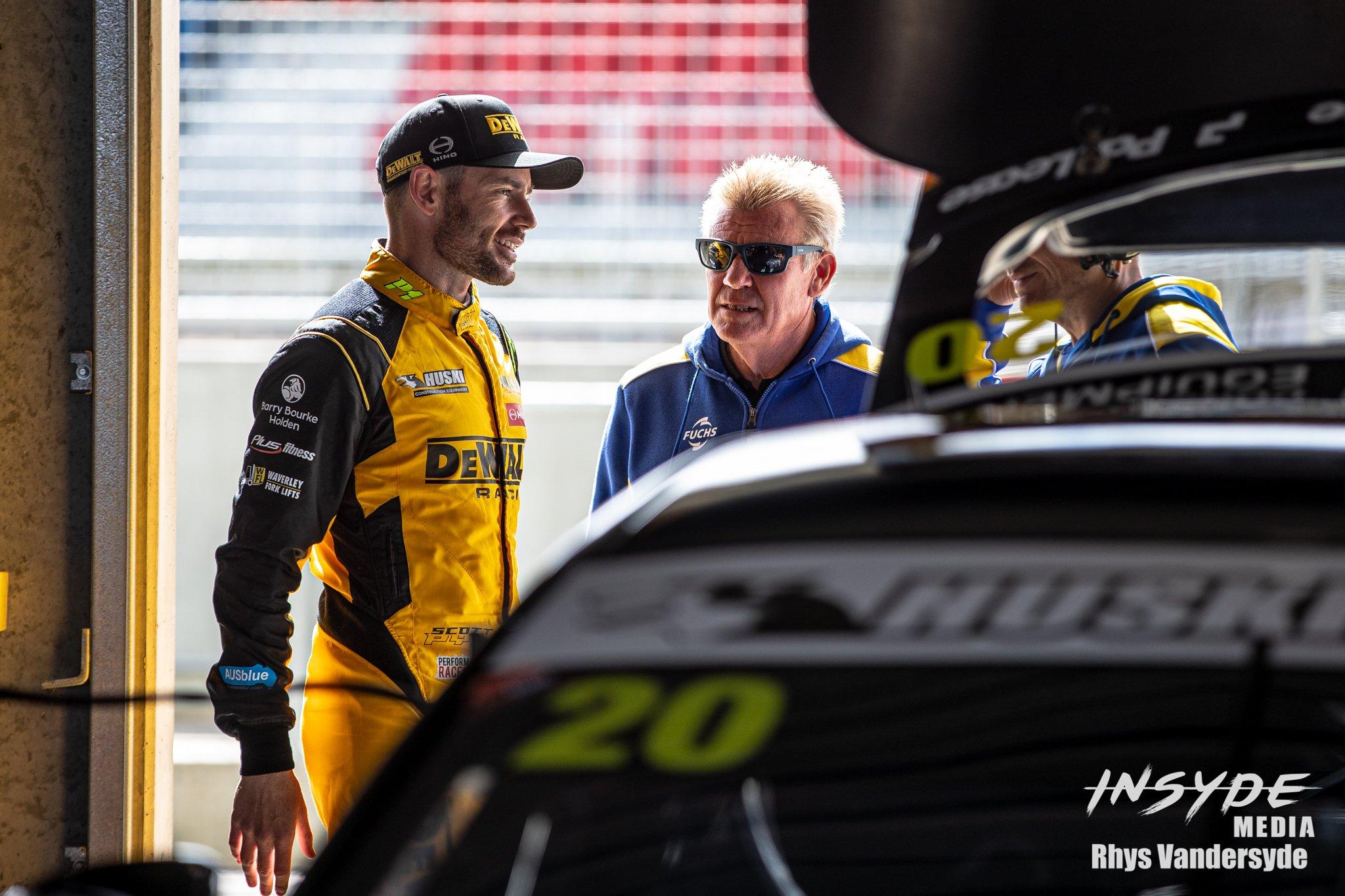 Supercars - SuperTest The Bend Motorsport Park - 2020