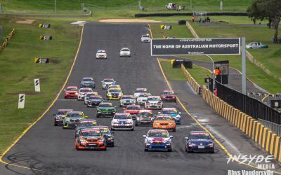 Photo Gallery: Australian Production Car Nationals at Sydney Motorsport Park