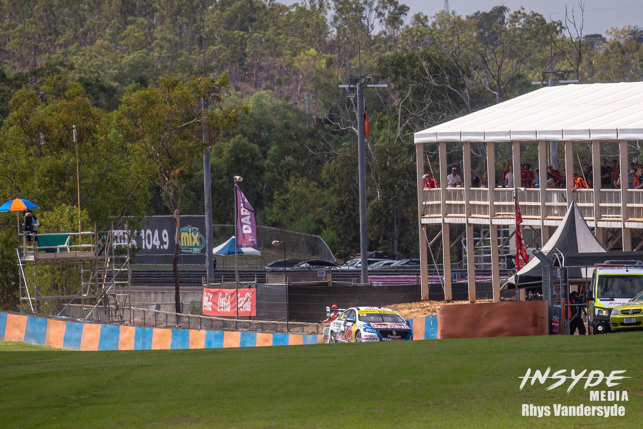 Supercars - Hidden Valley Raceway - 2020