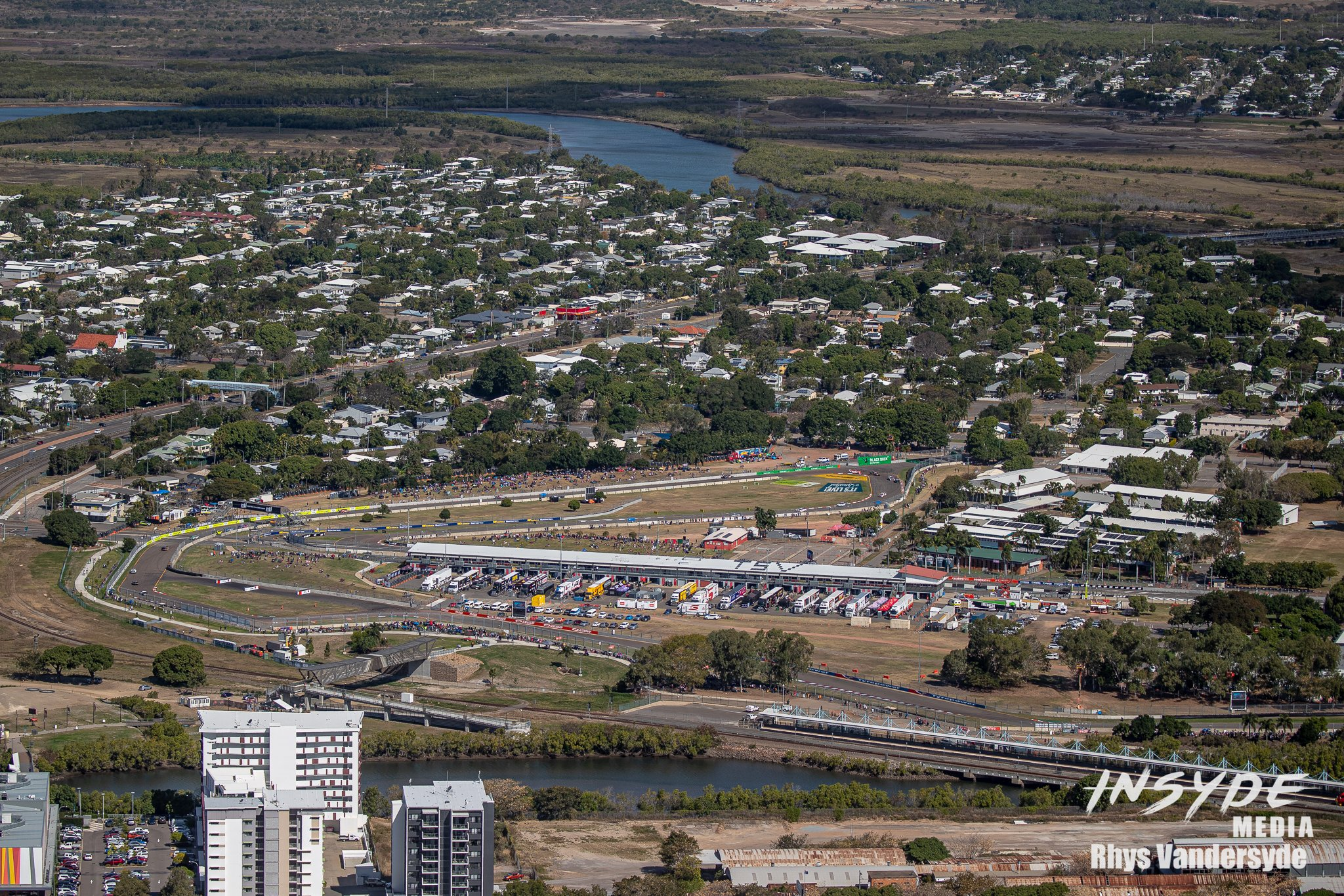 Supercars - Townsville - 2020
