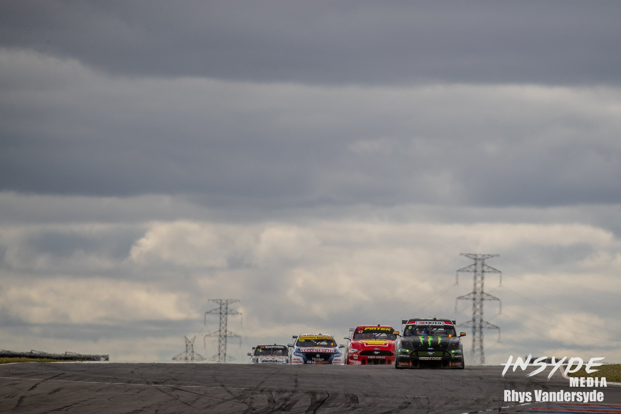 Supercars - The Bend Motorsport Park - 2020