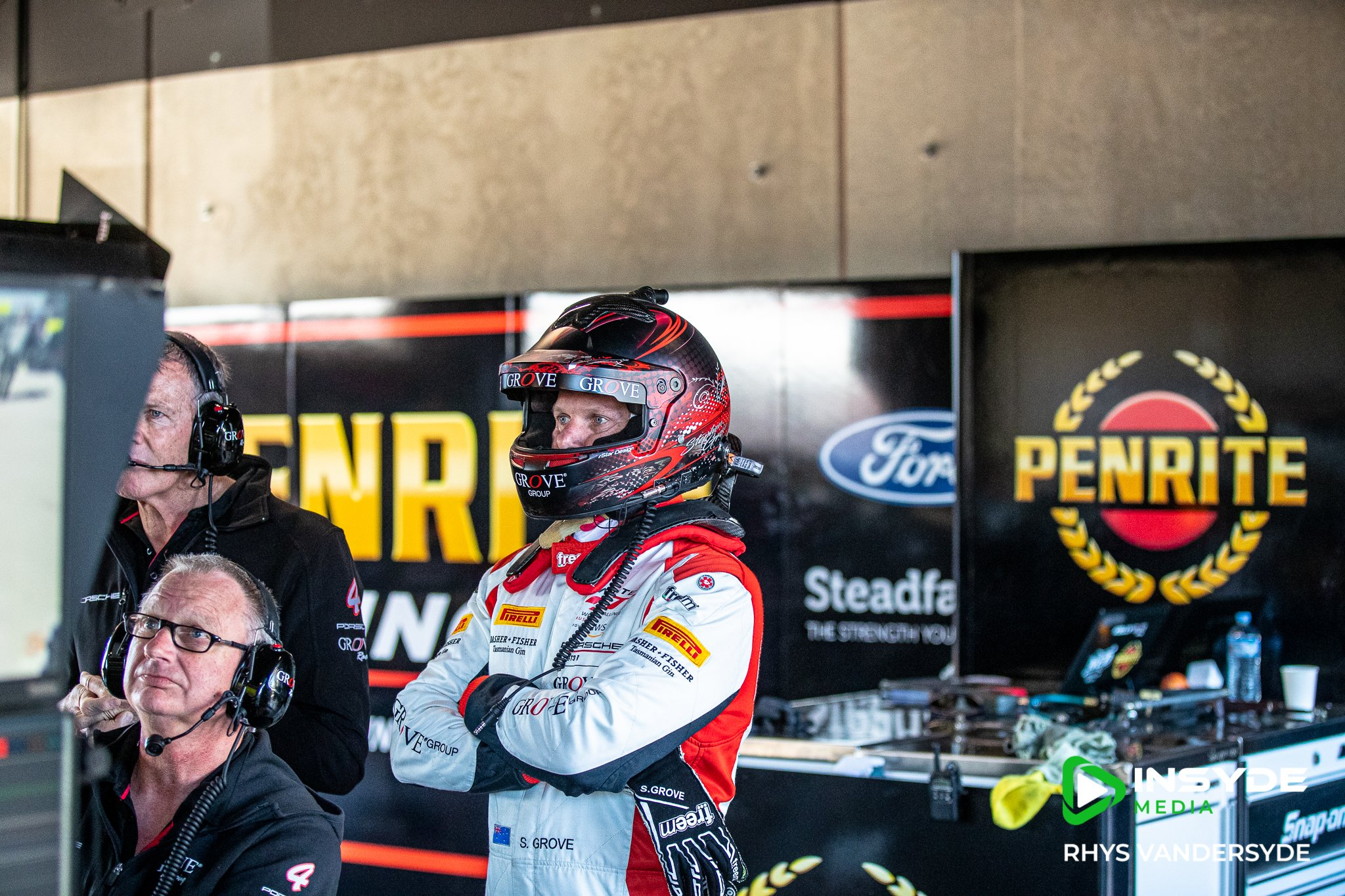 Supercars - The Bend – 2021